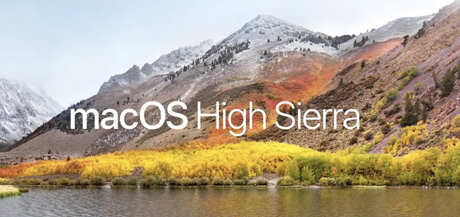 macOS High Sierra beta 2 rolling out