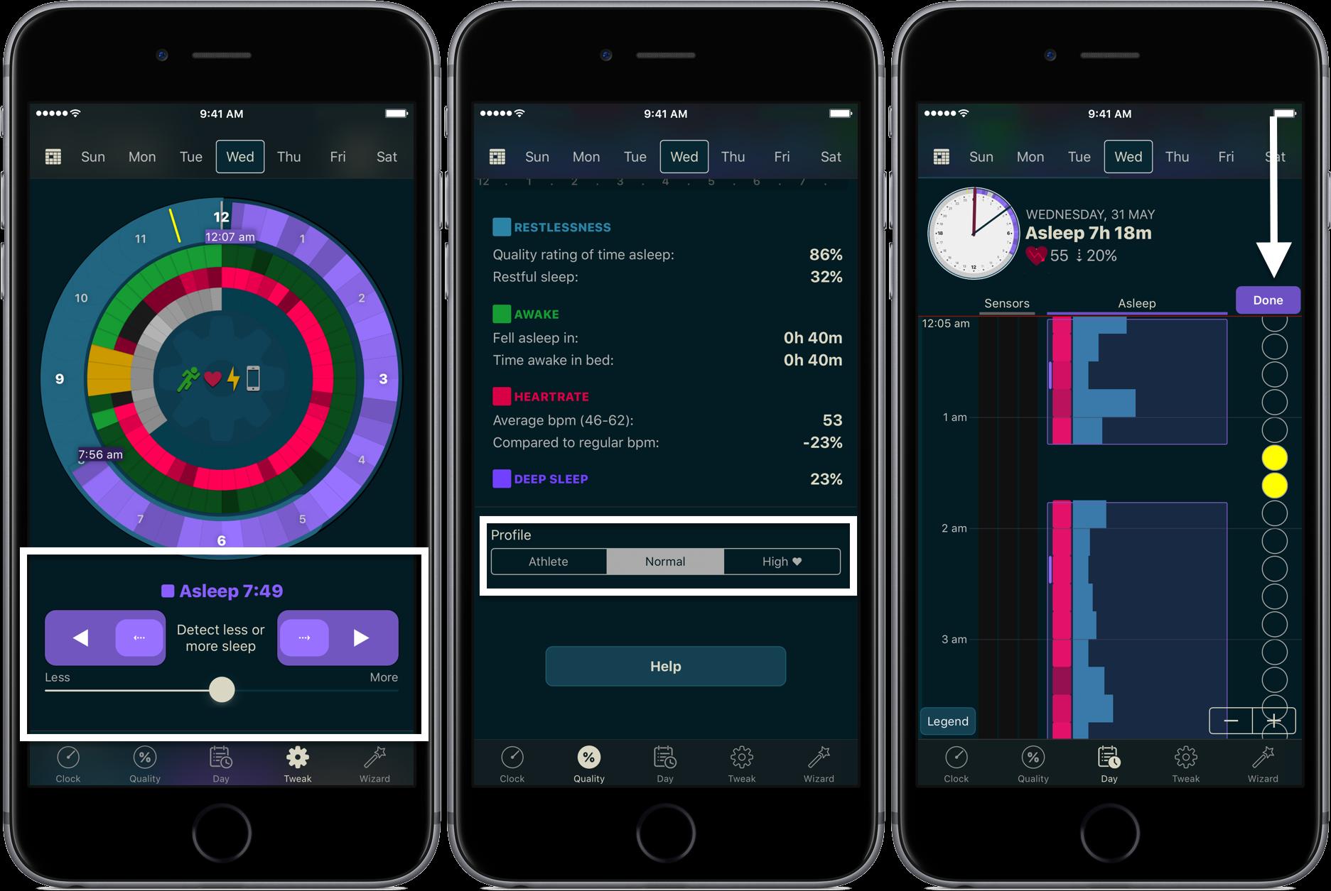 track sleep iphone sleep data