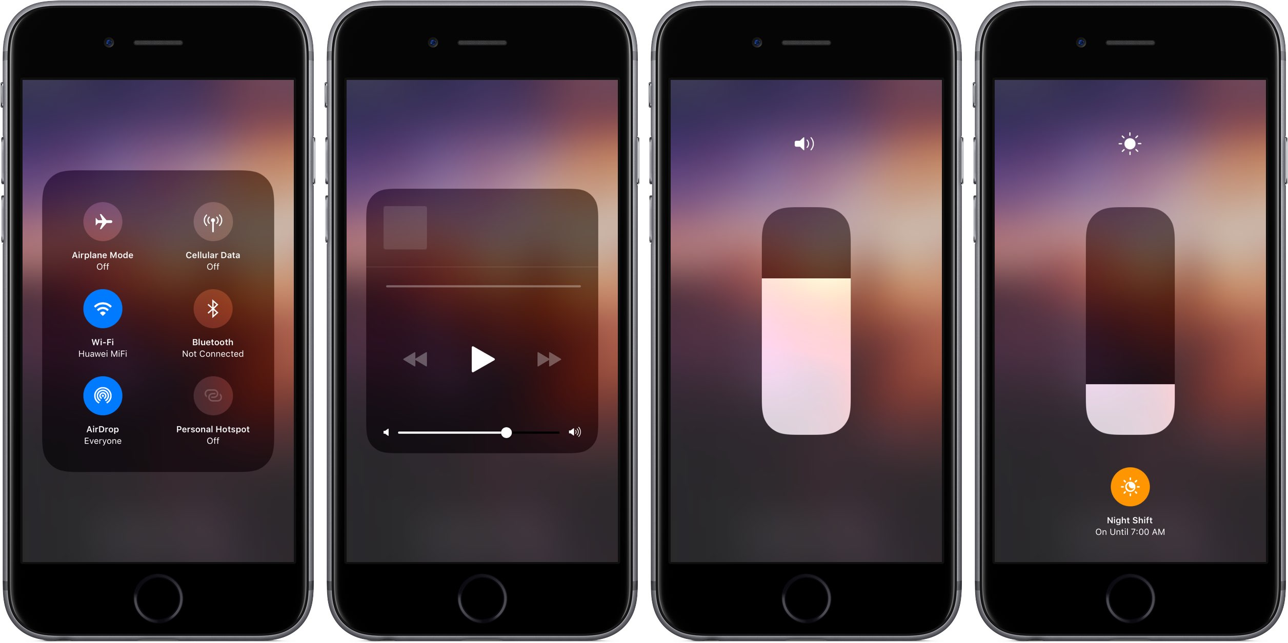 Hands-on with iOS 11's highly customizable Control Center
