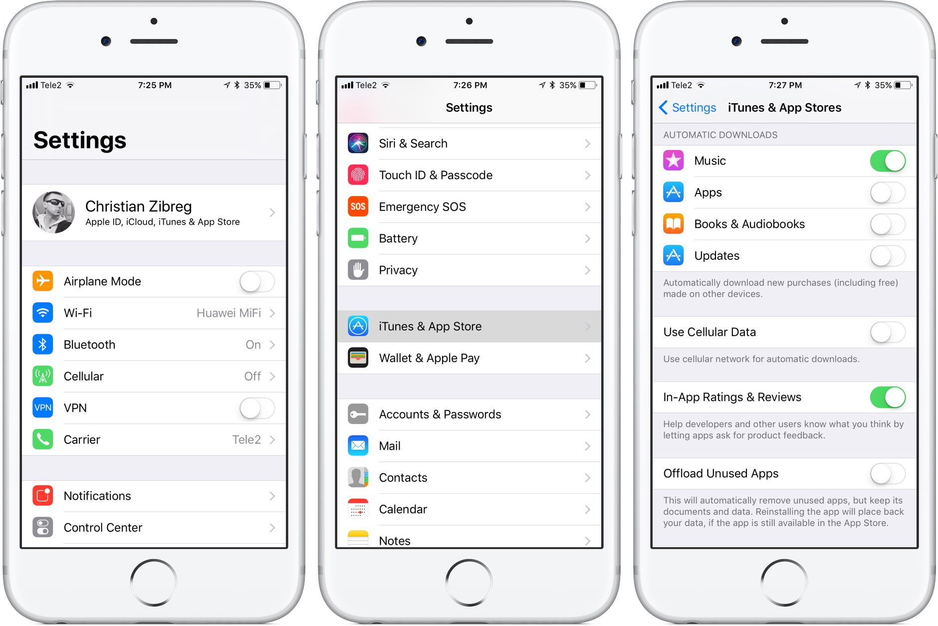How to delete iphone apps from itunes