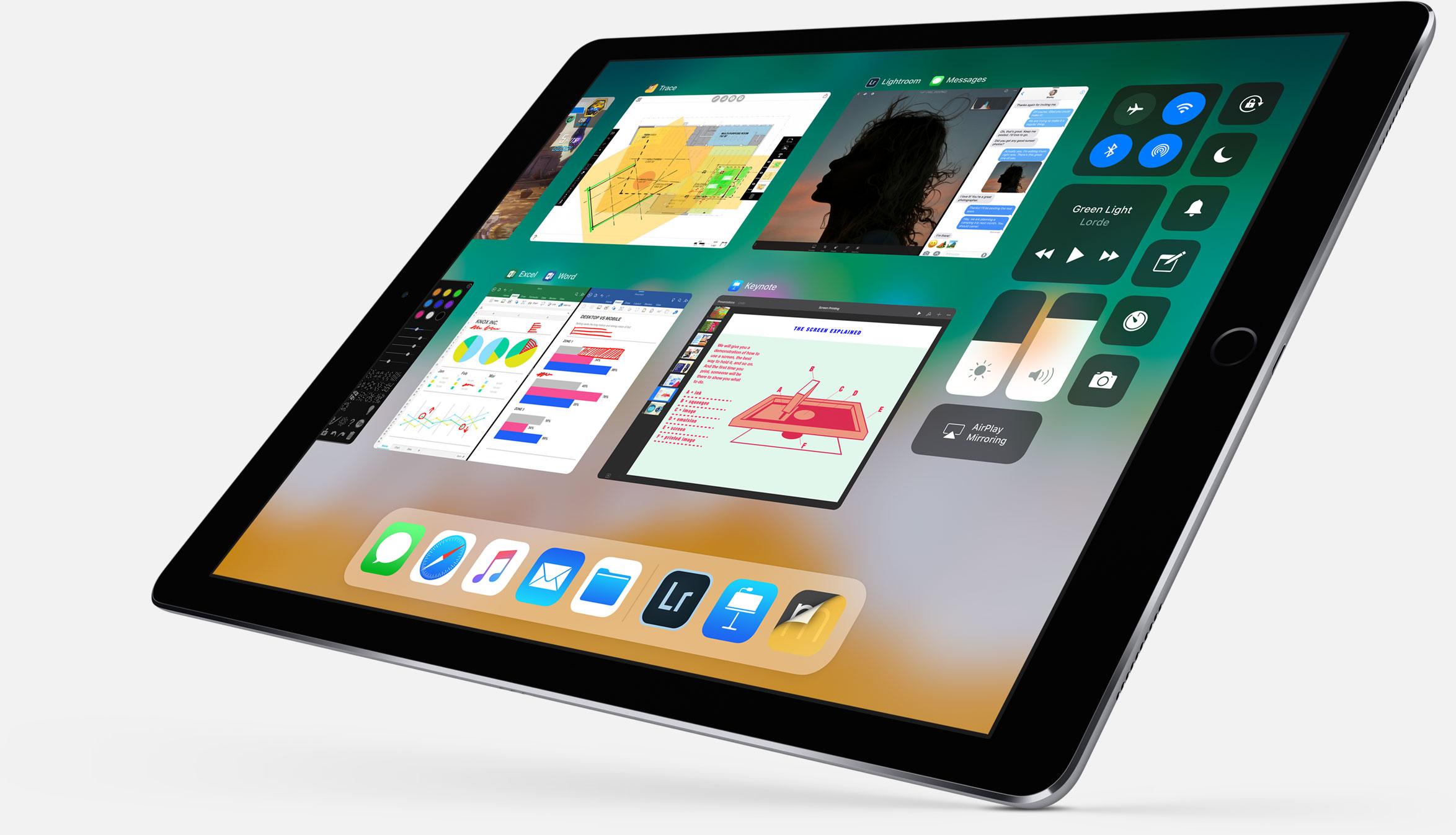 iPad Pro - iOS 11