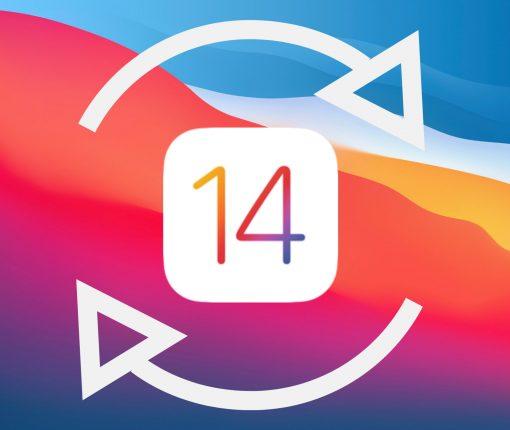 Leave the iOS 14 beta