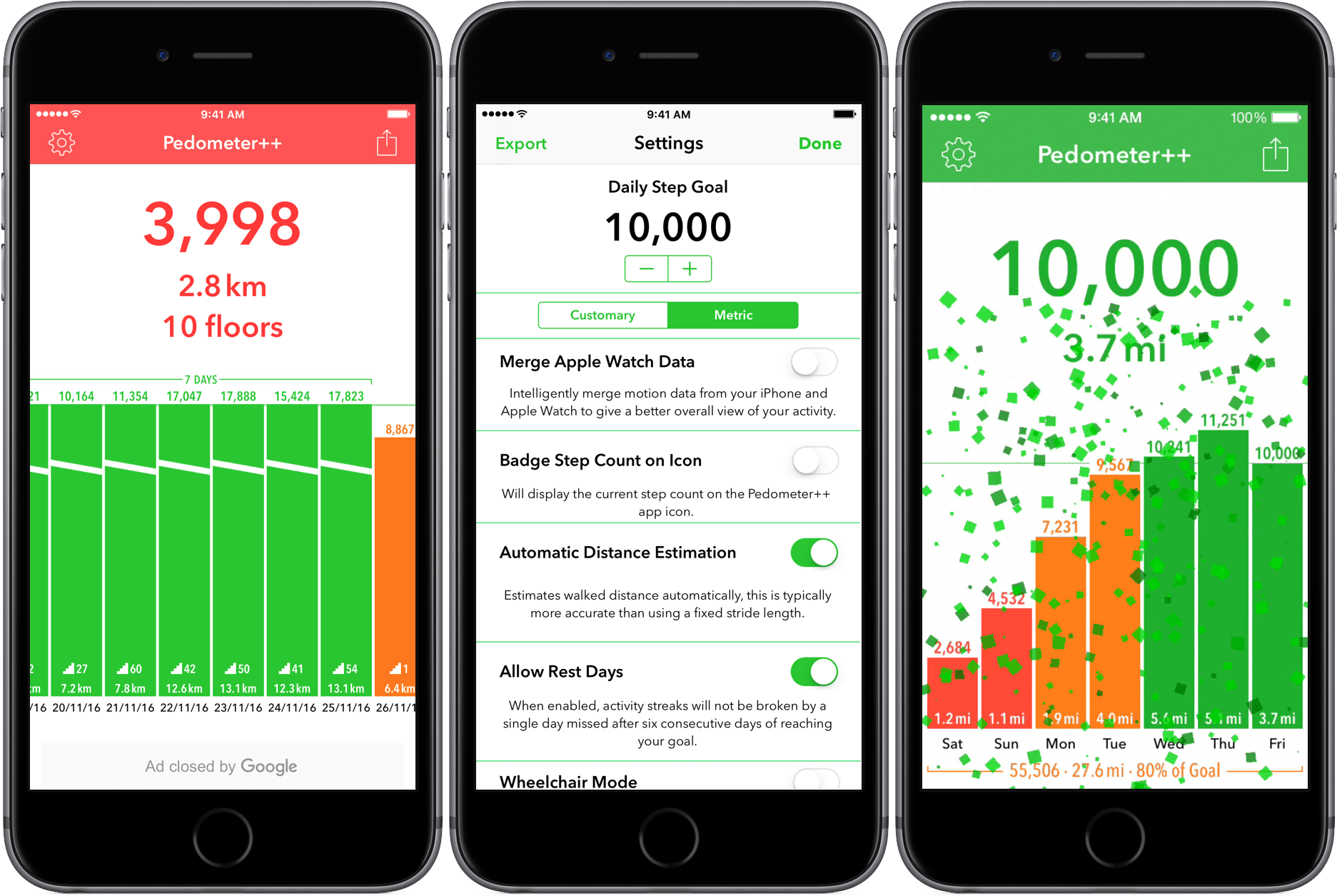 best pedometer app for iphone the best iphone apps for tracking steps 16679
