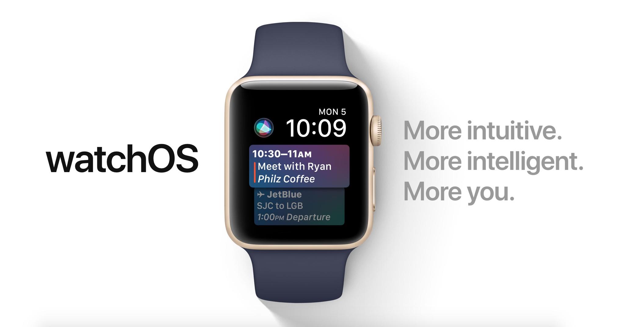 Apple seeds watchOS 4 beta 2 to developers