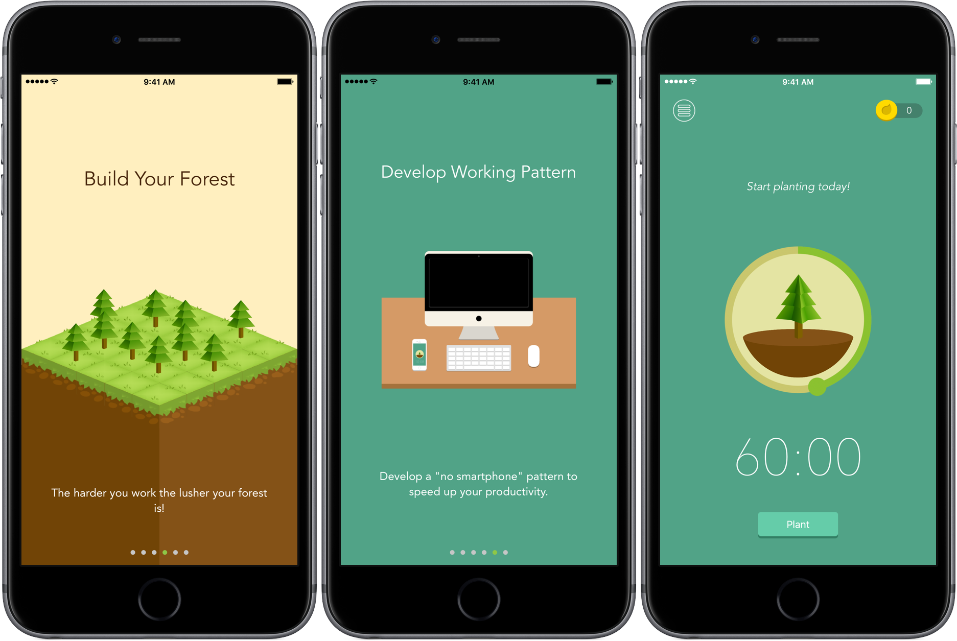 portable network graphics image iphone plant a tree and get things done with forest 6126
