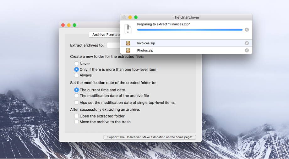 MacPaw acquires Unarchiver, popular Mac file-extraction app