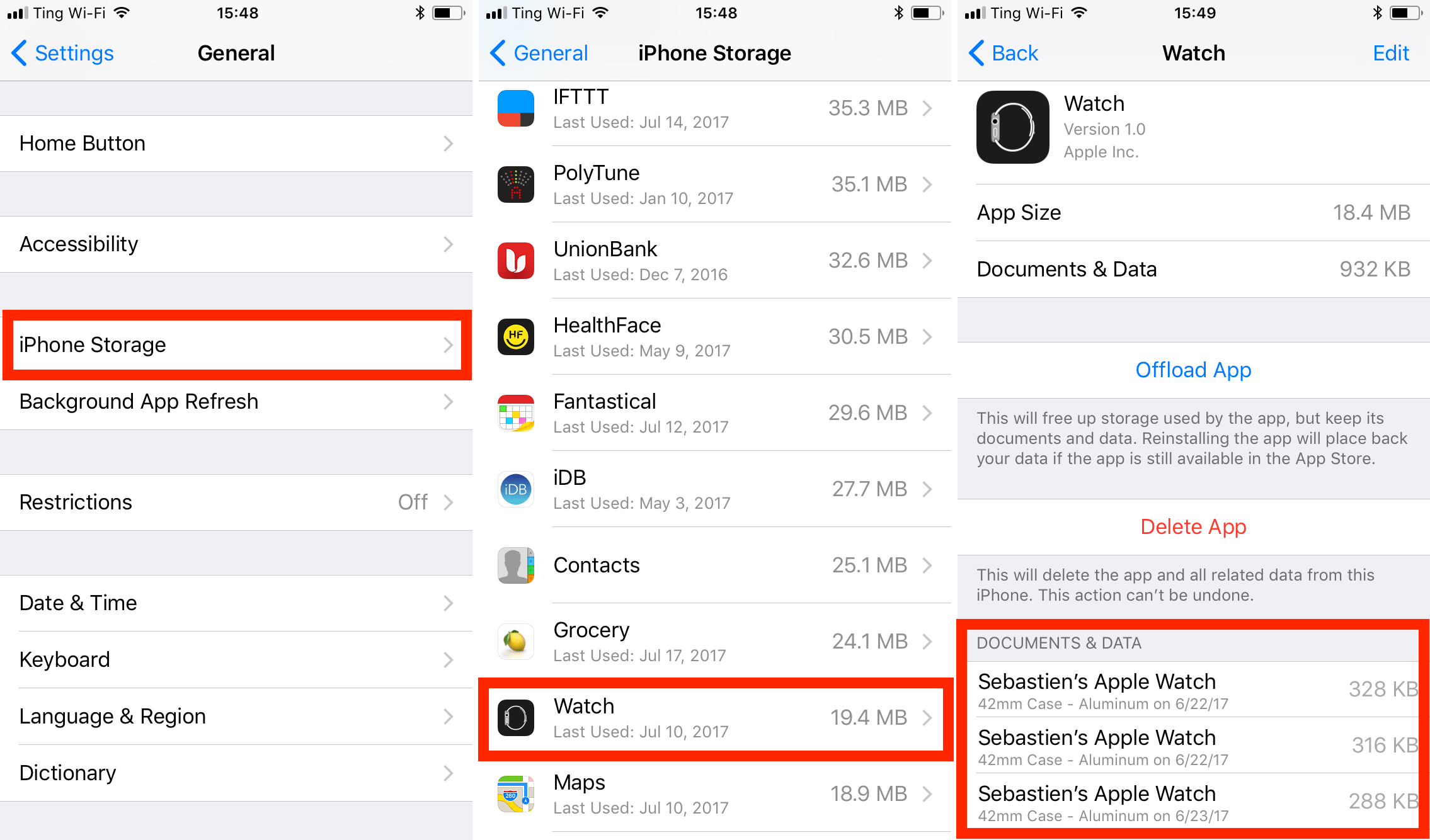 cant find iphone backup with iview backup