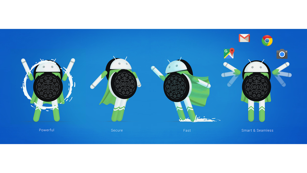 Google makes Android 8 0 Oreo official, here's everything new