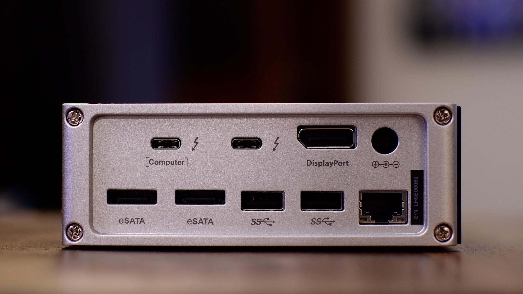 Review: CalDigit Thunderbolt 3 Docking Station – iTech ...