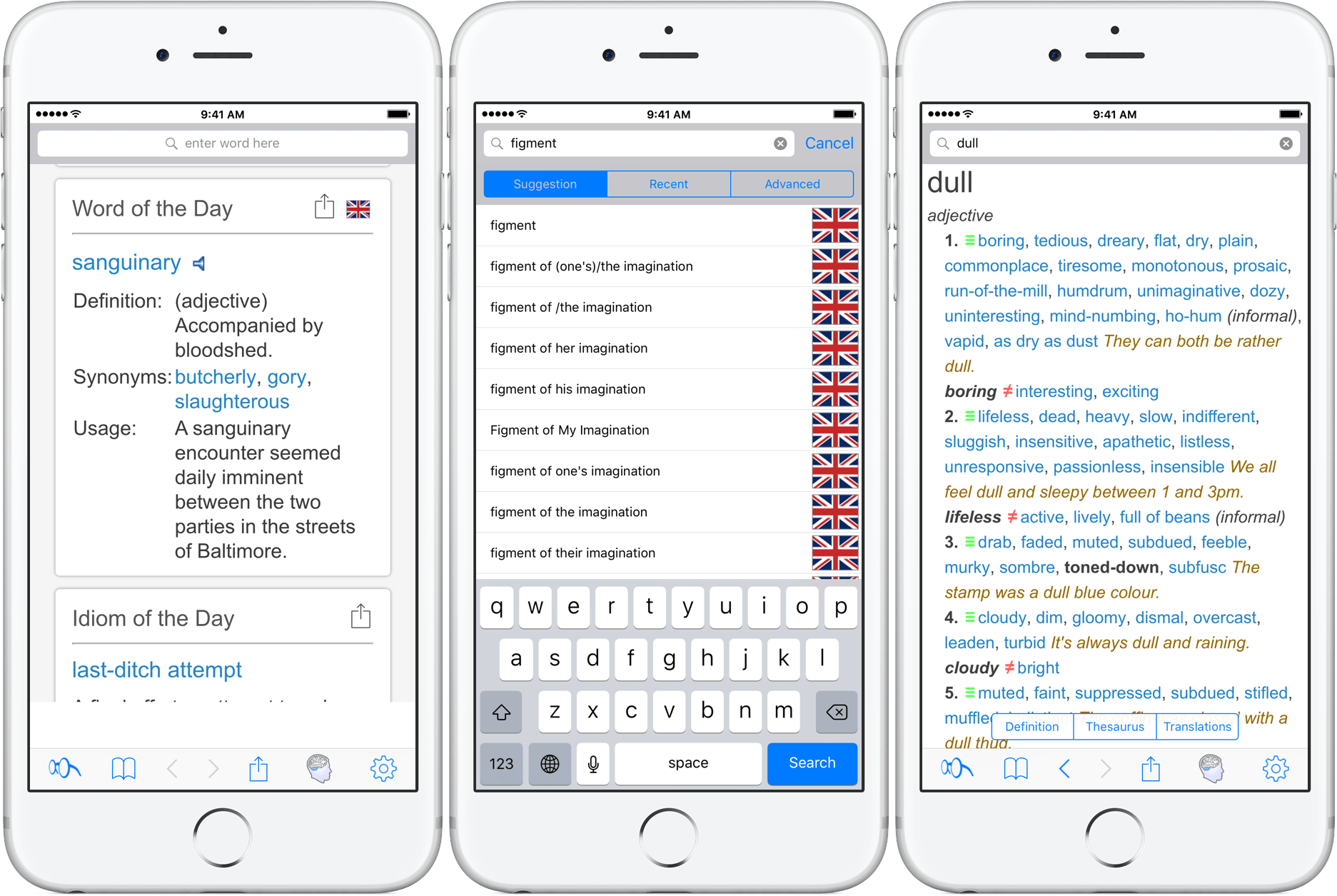 Top Five Free English Dictionary Download For Ipad / Fullservicecircus