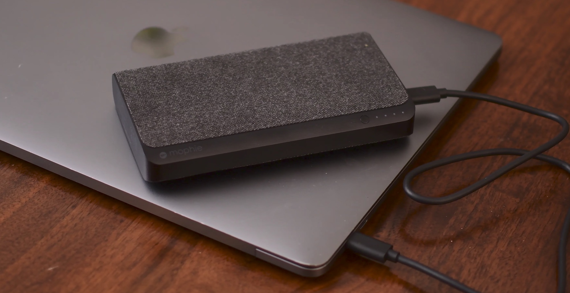 the best attitude a2a52 95216 Hands-on with Mophie Powerstation USB-C XXL for MacBook