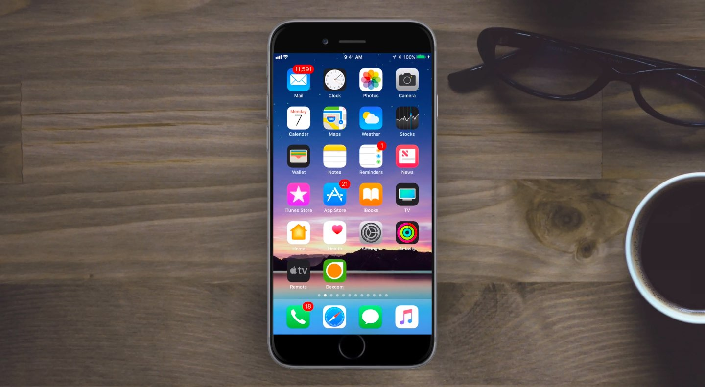 iphone 5 for ios 11
