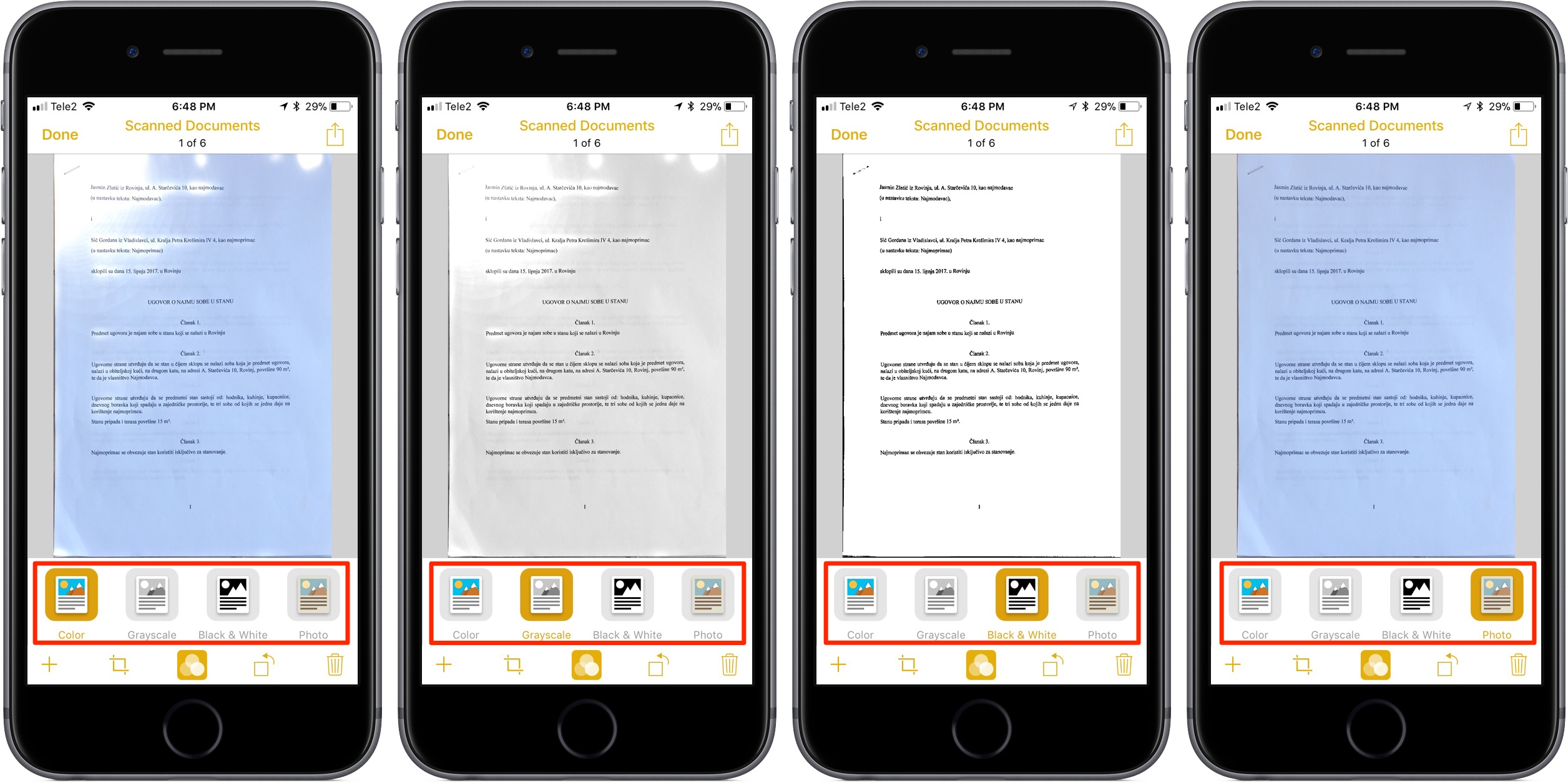 How To Scan Documents In IOS Notes App - Invoice scanning app
