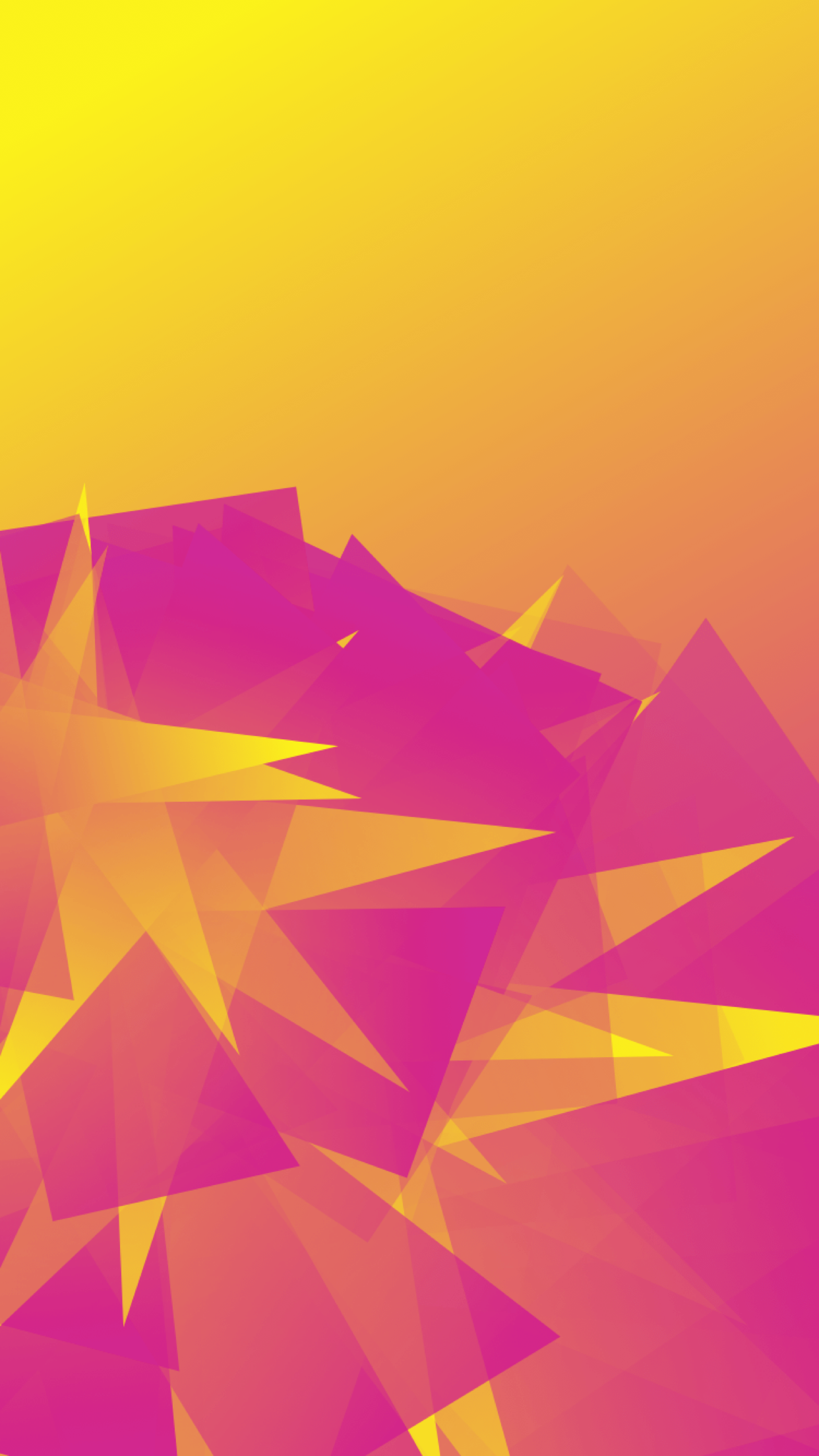 Wallpapers Of The Week Colorful Geometry