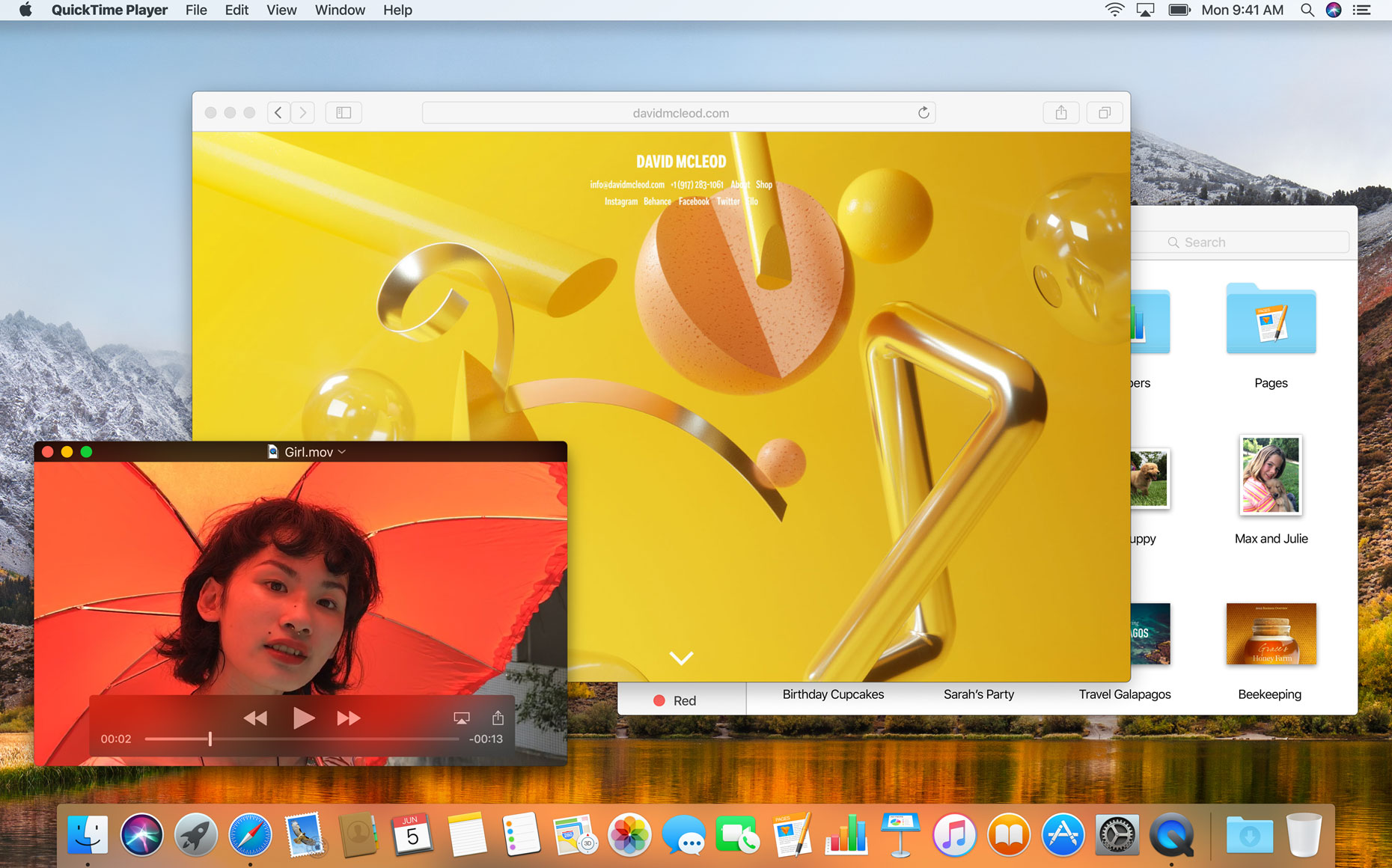 100+ new features in macOS High Sierra