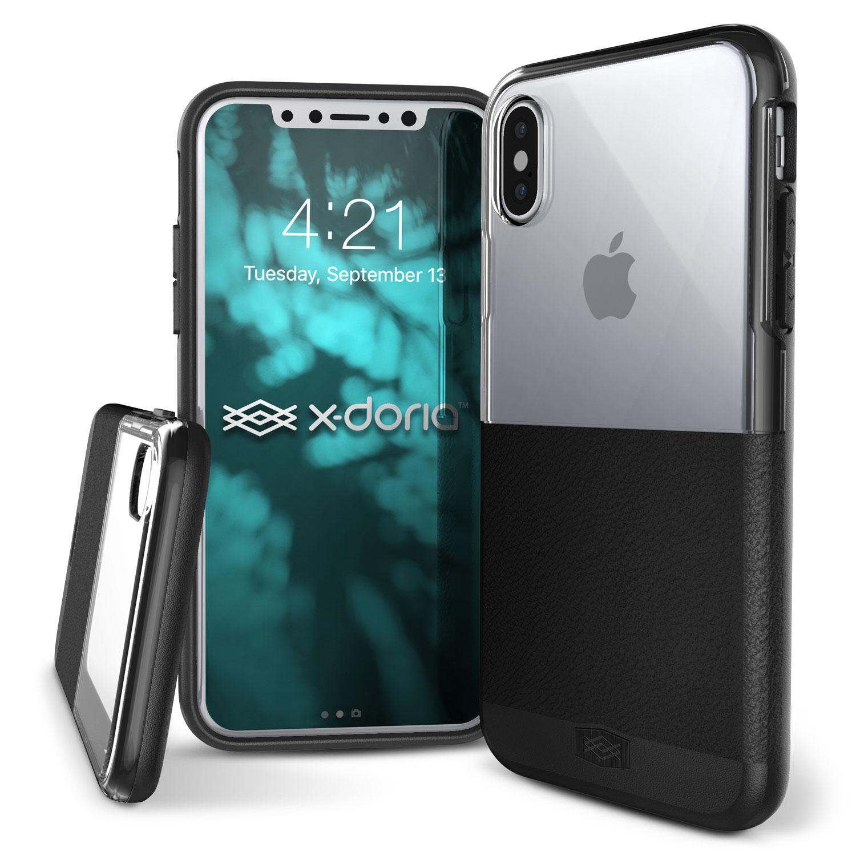low priced 10d07 e2ac9 X-Doria updates case line for iPhone X
