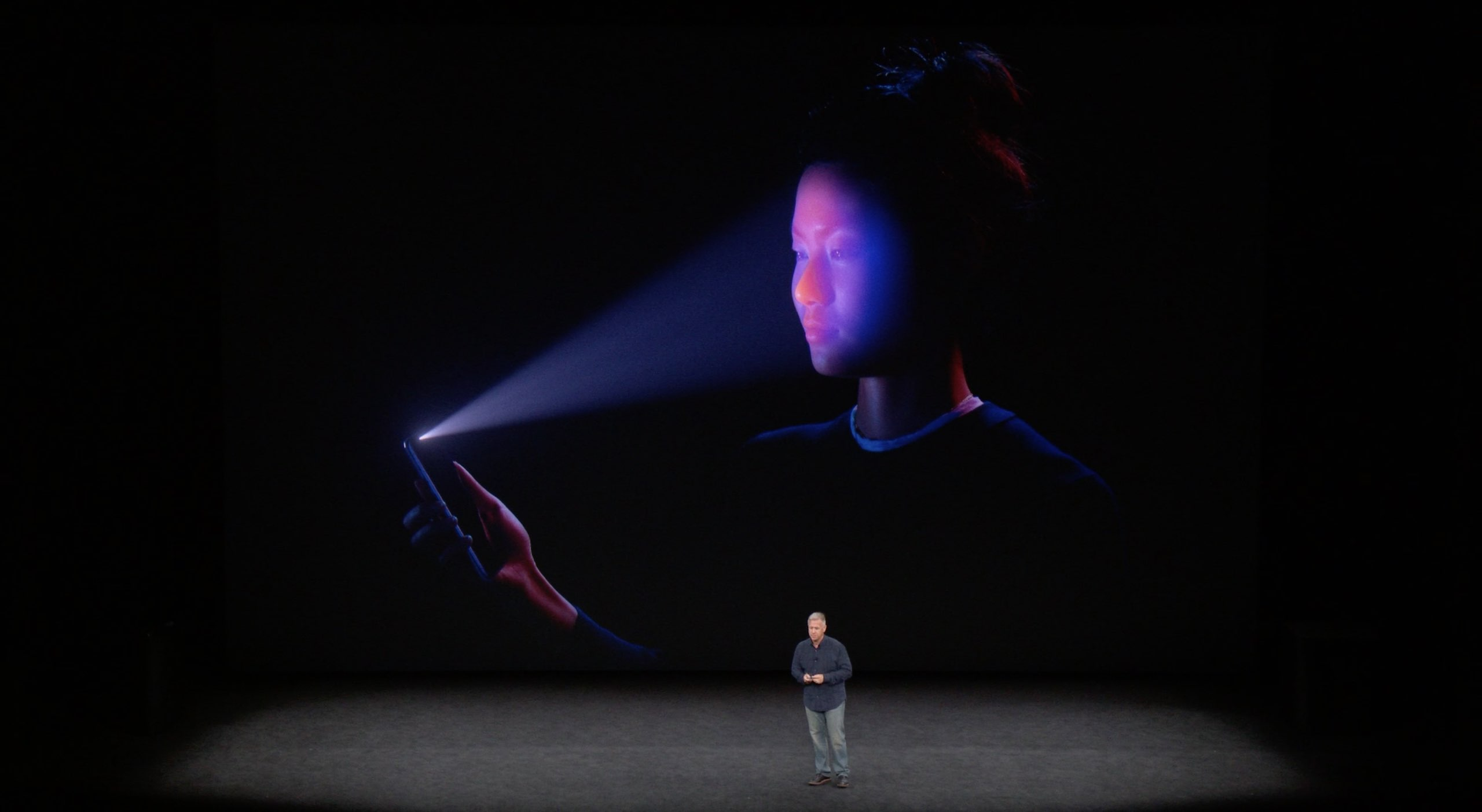 Kuo—2019 iPhone: upgraded Face ID