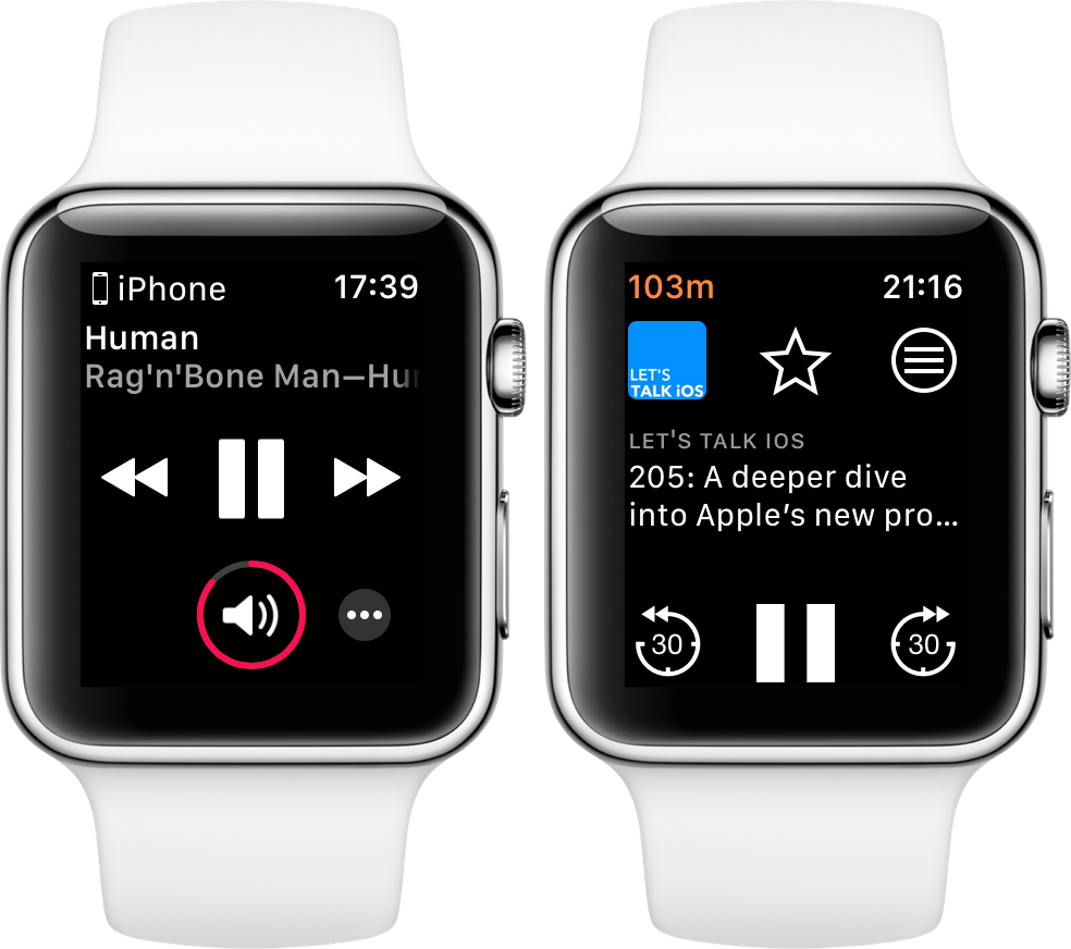 How to set Apple Watch to automatically launch audio apps