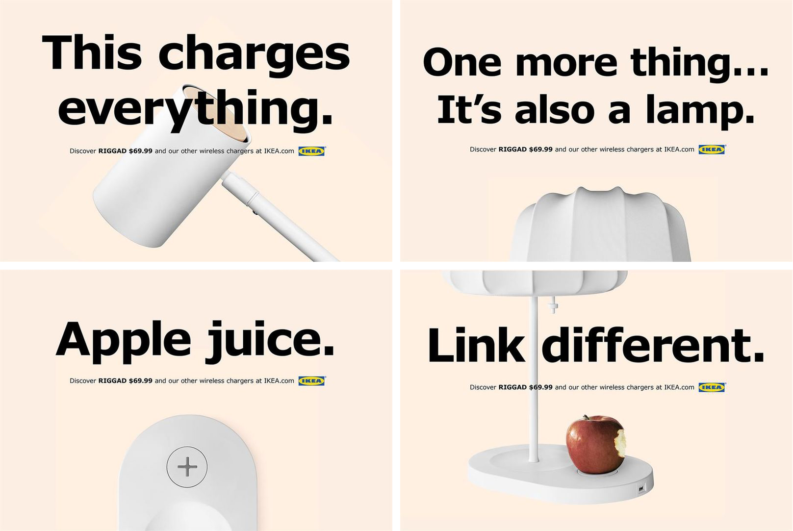 Ikea S New Ad Campaign Plays On Some Of Apple S Most Well