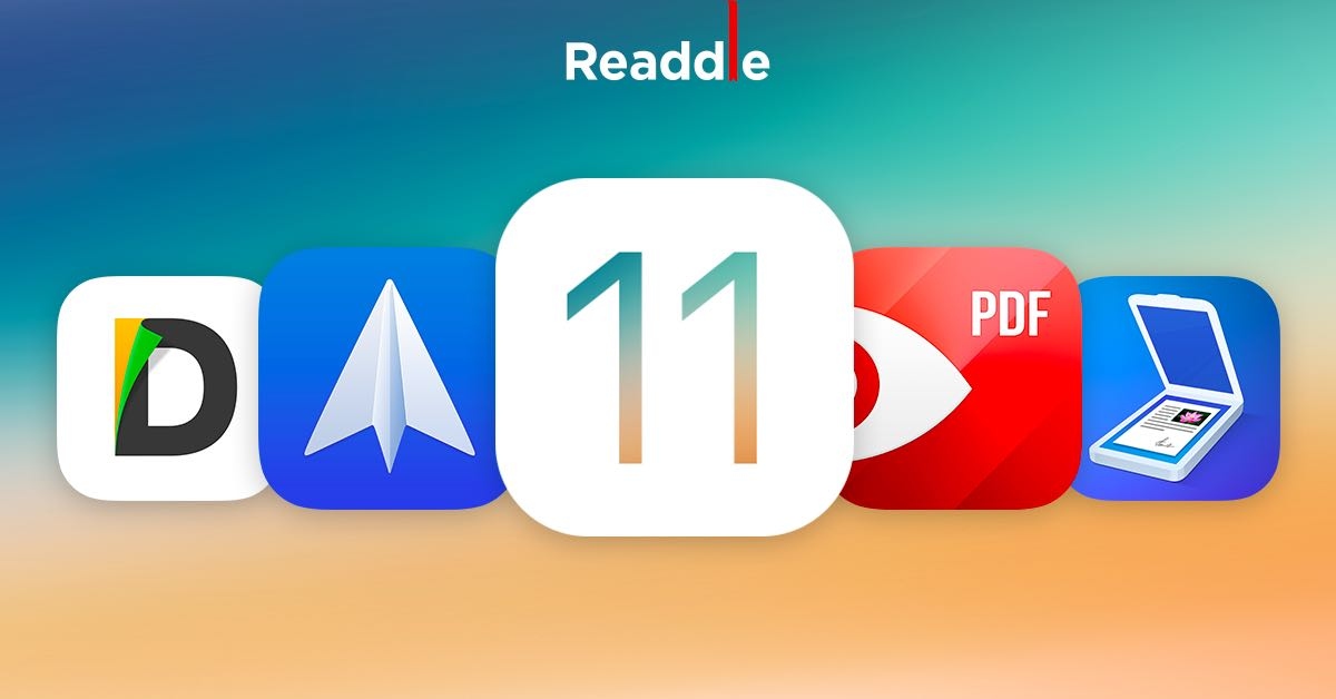 Popular Readdle apps are getting feature packed updates in