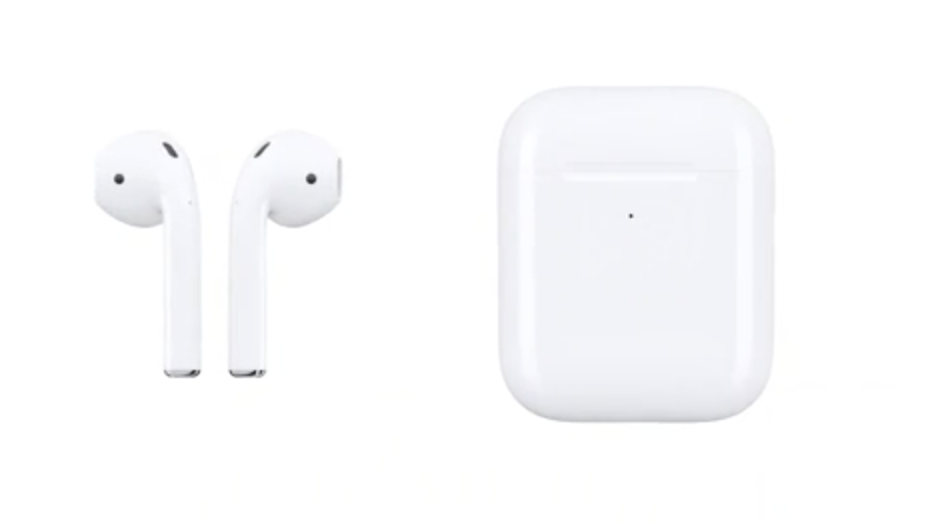 reputable site 398b3 7a072 New AirPods come with Qi wireless charging case
