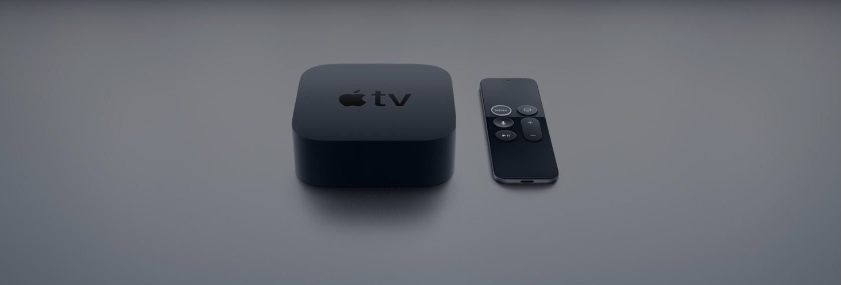 Apple TV no longer needs the USB-C port because you can connect to