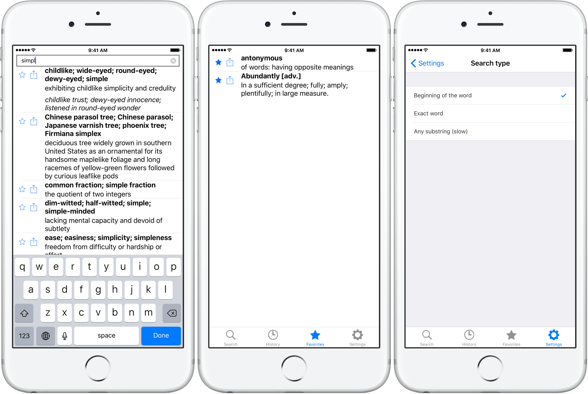 The best dictionary apps