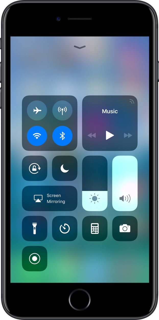 How to fully disable Wi-Fi and Bluetooth in iOS 11 for all networks and  devices fdfff89c6d1