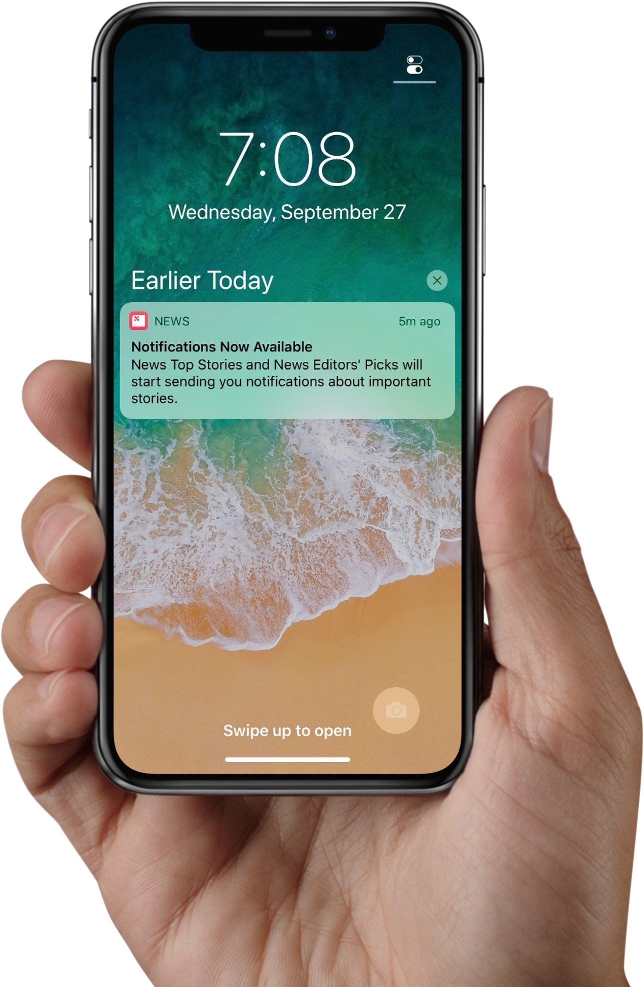 iphone screen locked up iphone x tidbits lock screen shortcuts dock 15428