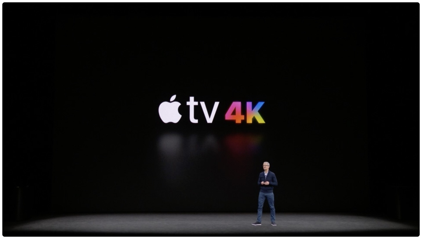 The new Apple TV doesn't support YouTube in 4K HDR