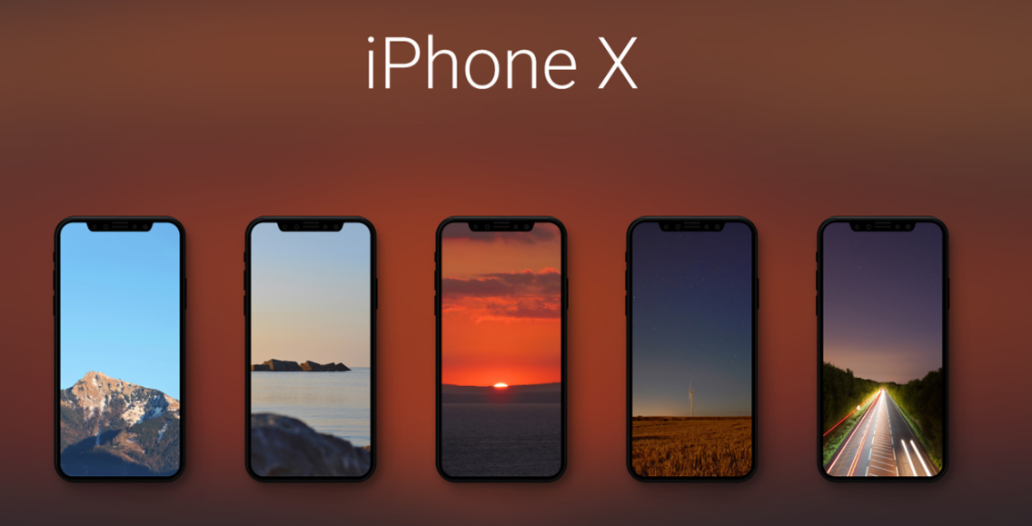 IPhone X Landscape Wallpapers