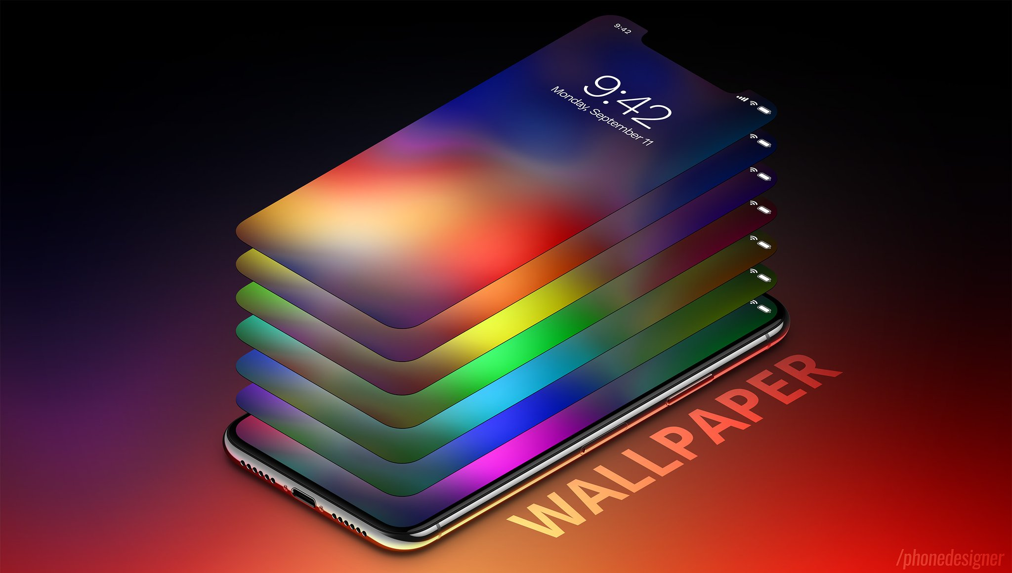 As The IPhone X Pre Order Date Comes In Just 33 Days On October 27 Orders Will Open With Initial Deliveries November 3 Wallpapers Of