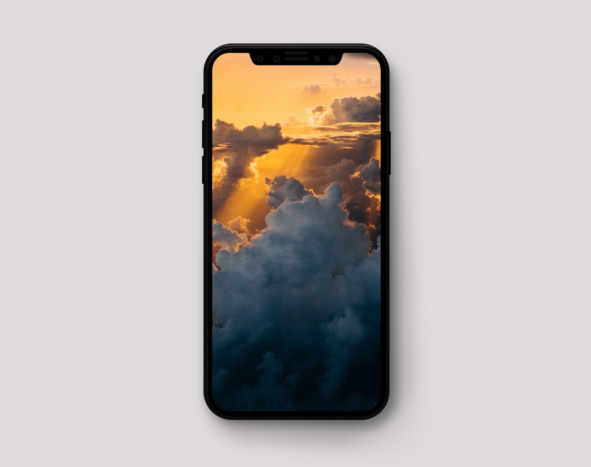 Iphone X Inspired Wallpaper Pack