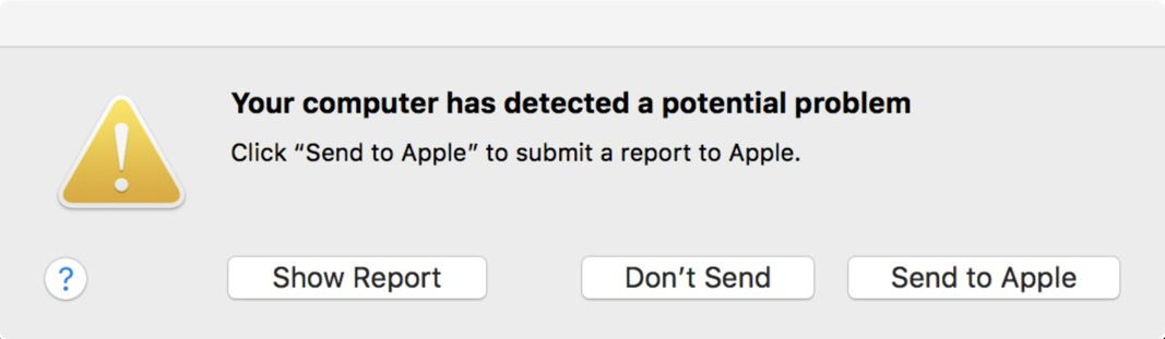 macOS High Sierra checks your Mac's firmware weekly for tampering