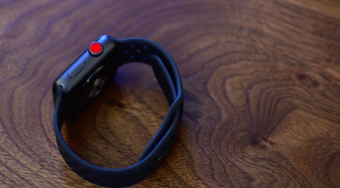 Apple Watch Series 3 with LTE connectivity