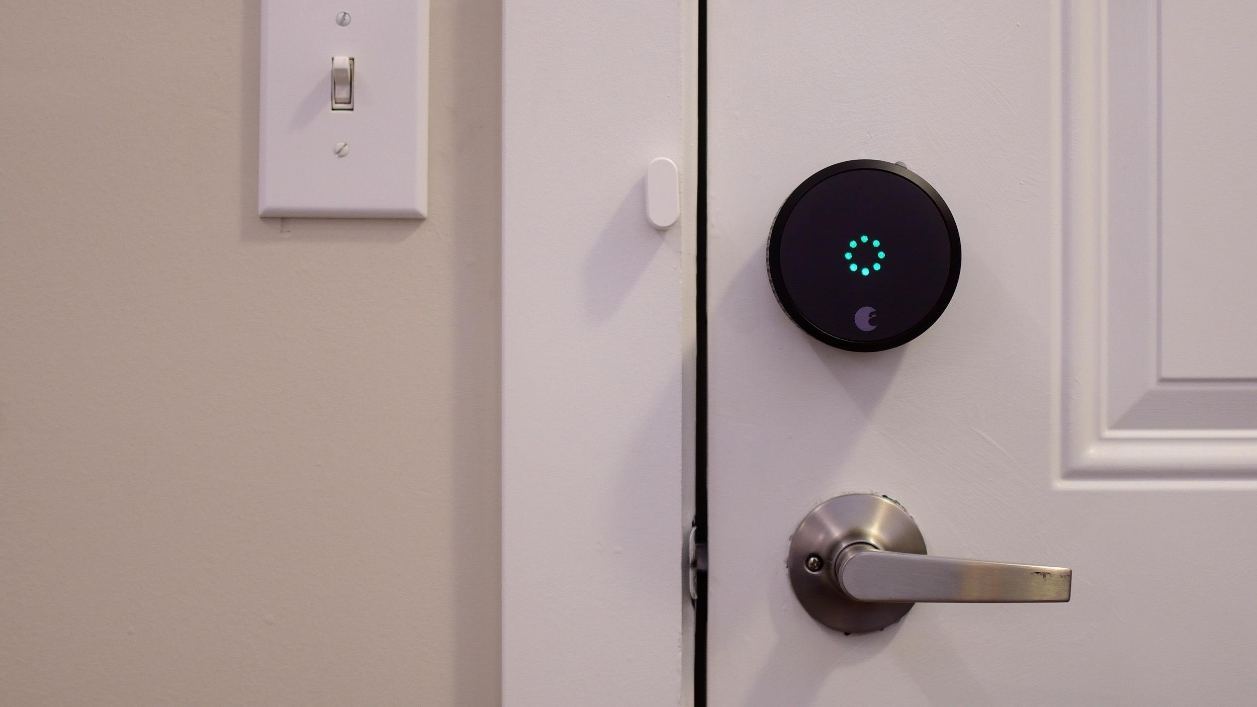 Review August Pro Homekit Smart Lock