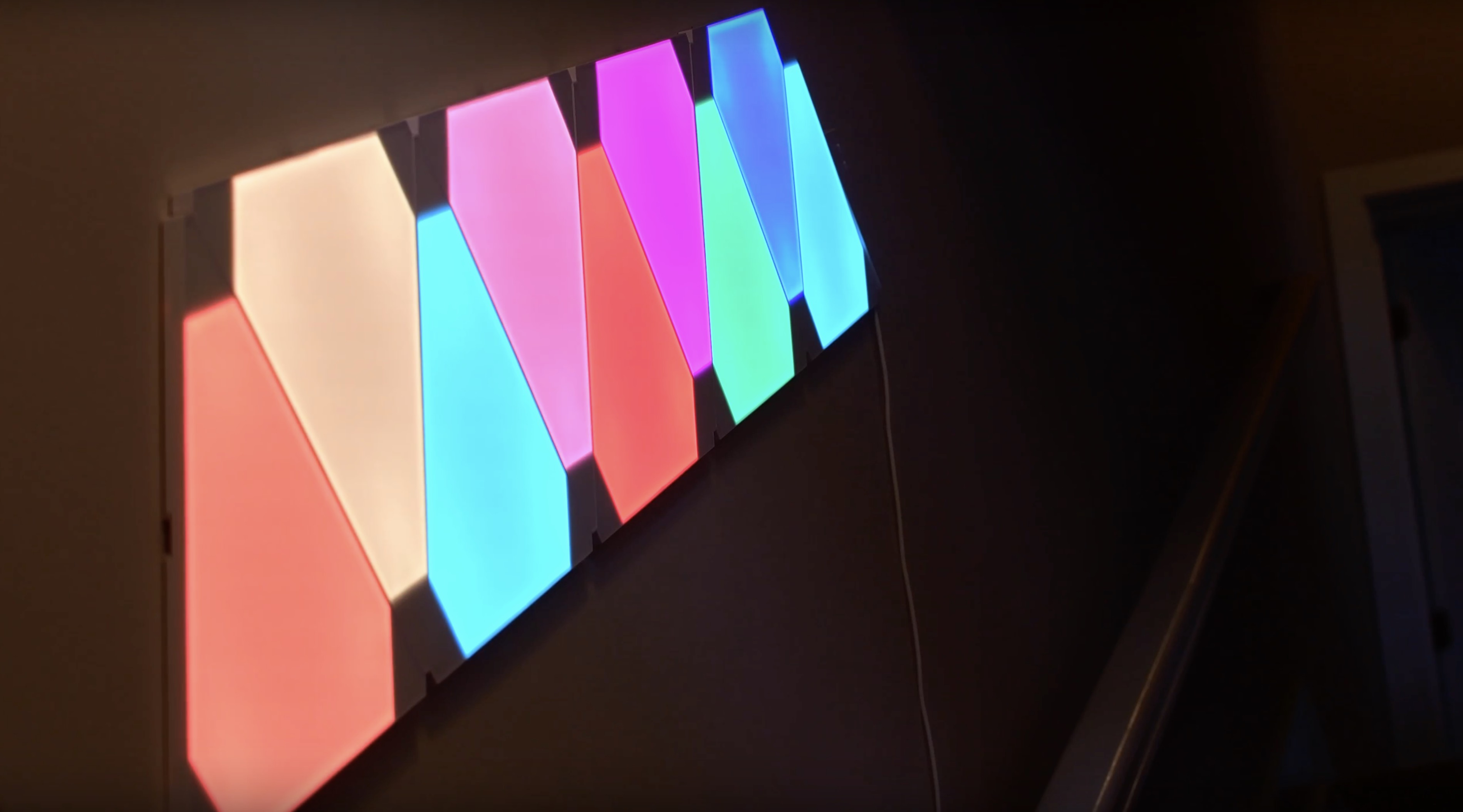 Nanoleaf Aurora Is My Favorite Homekit