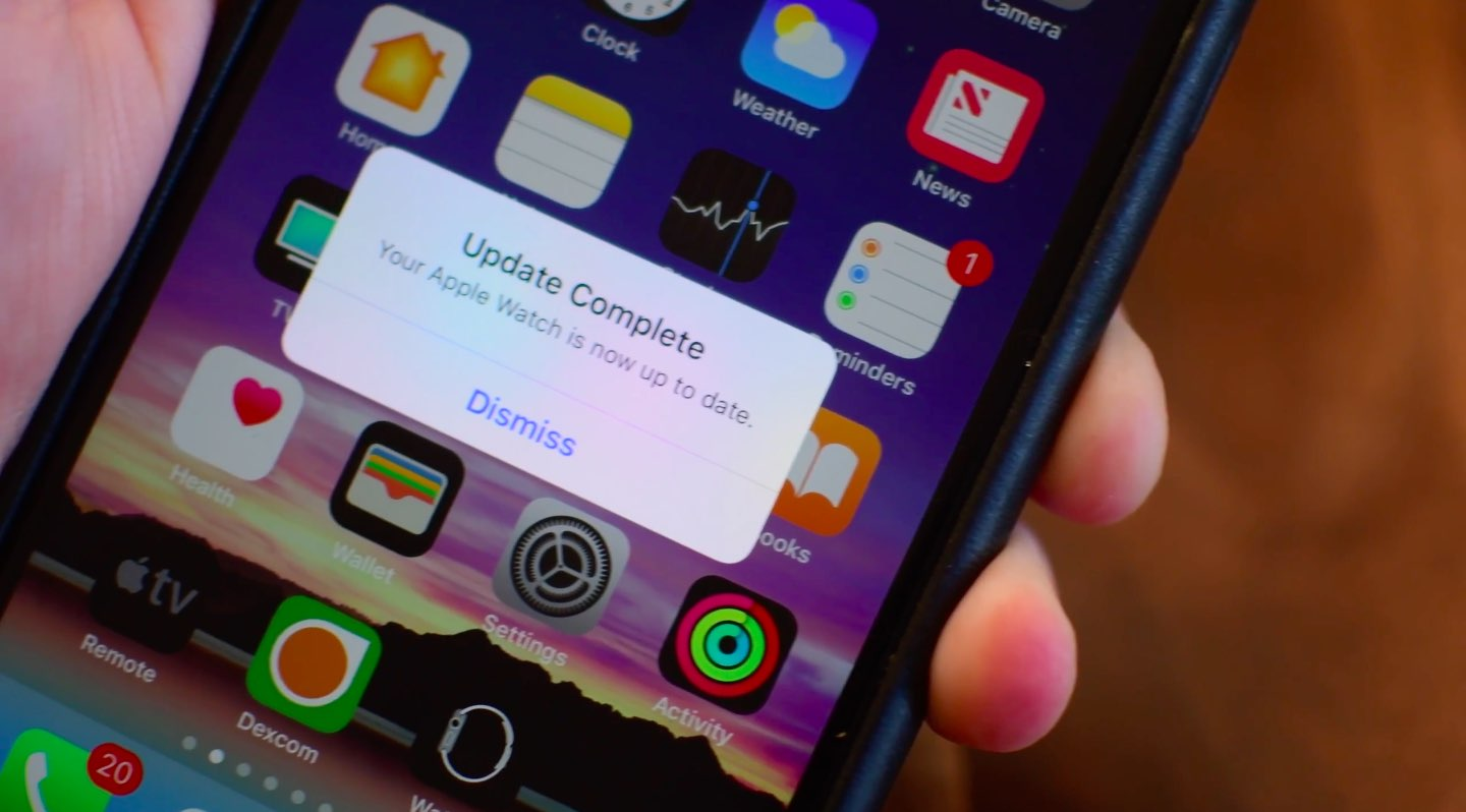 How to speed up Apple Watch software updates dramatically