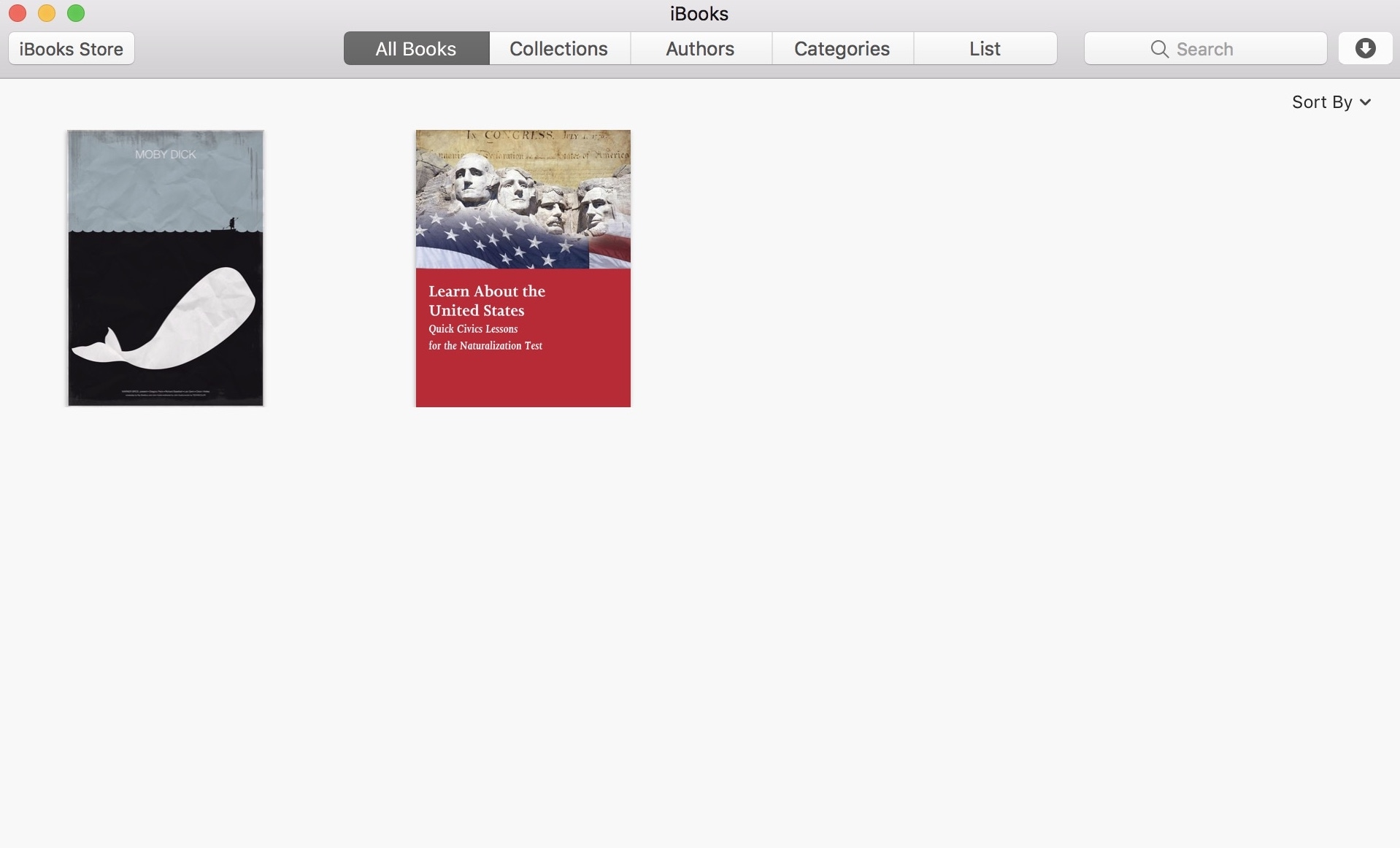 Book Wont Into Ibooks
