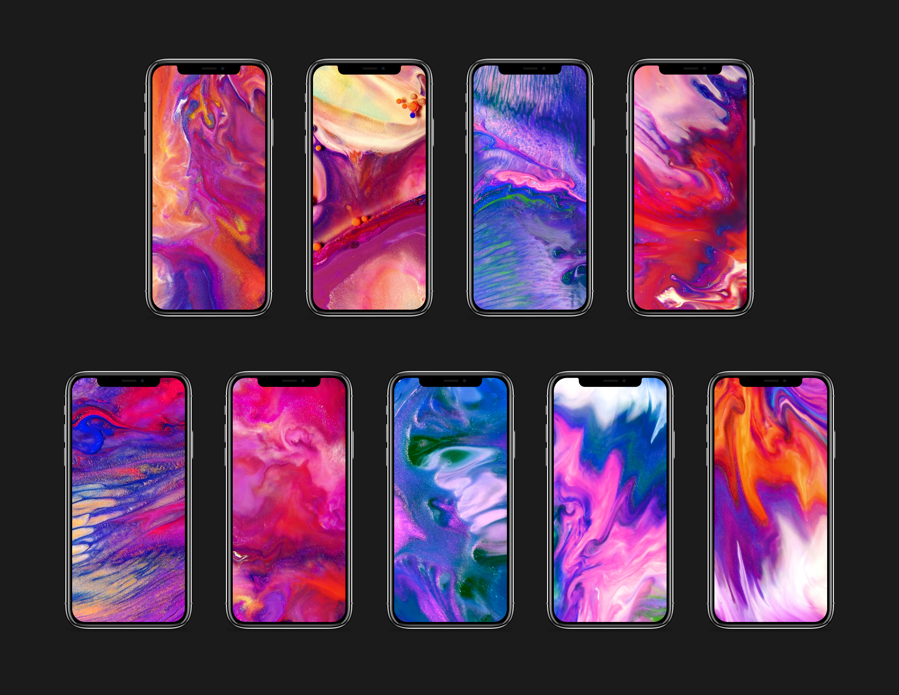 Iphone Wallpaper: IPhone X Marketing Video Wallpapers