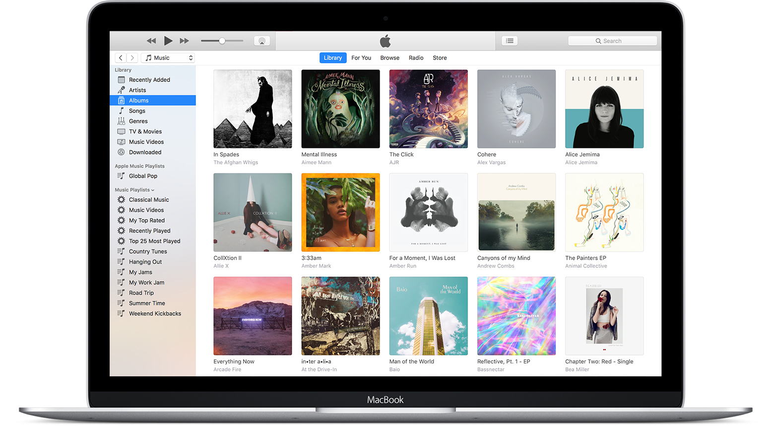 Apple releases iTunes 12 6 3 with built-in App Store and