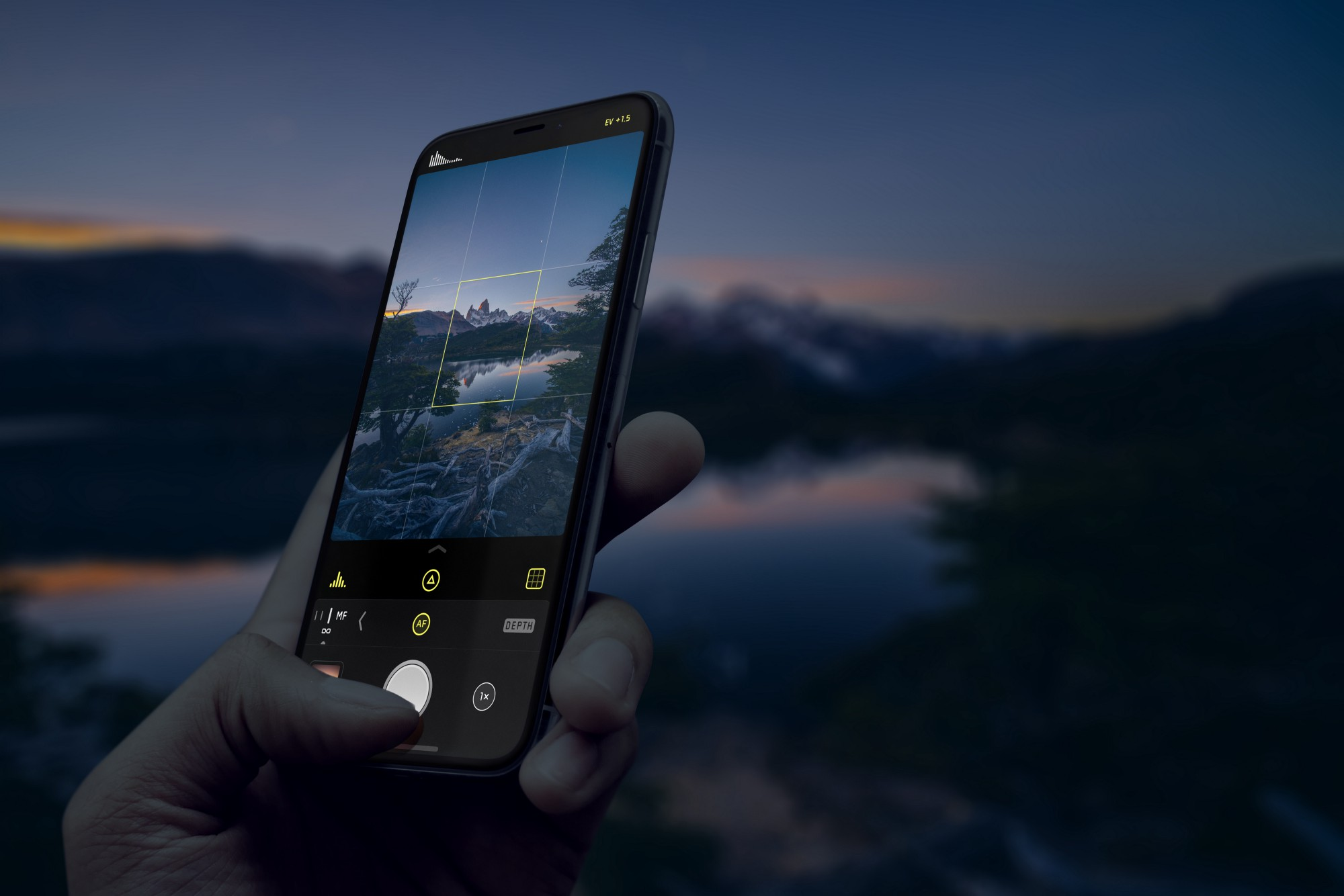 Iphone X Camera App