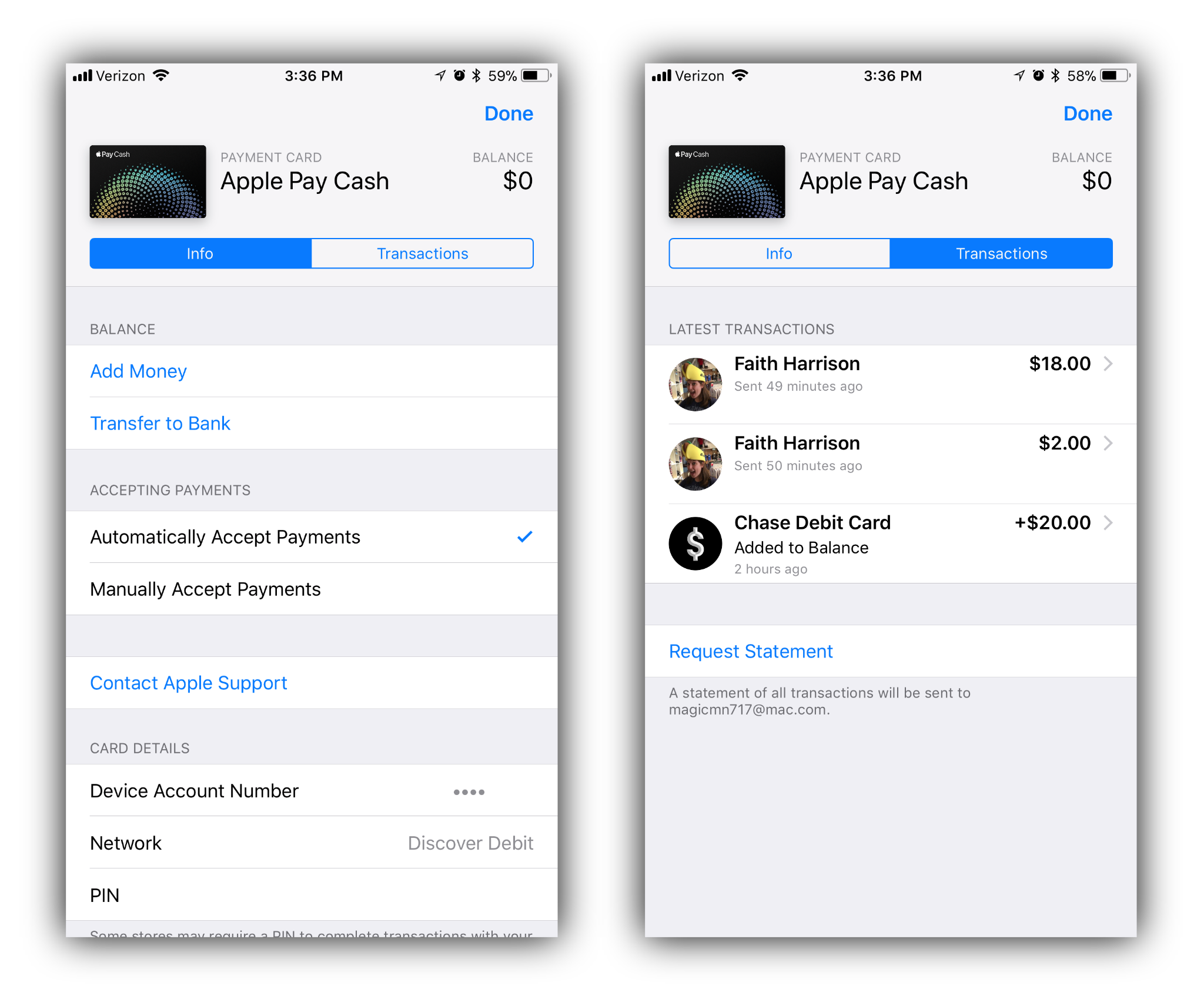 Video: hands-on with Apple Pay Cash