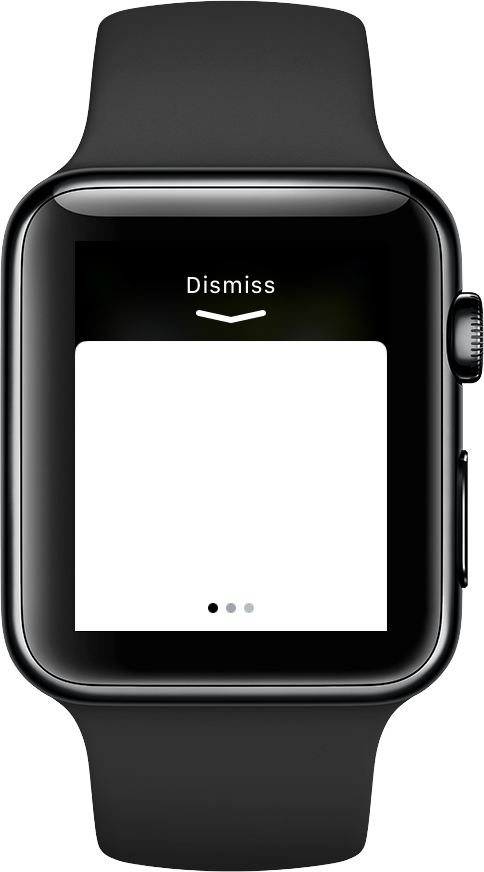 turning off the apple watch flashlight