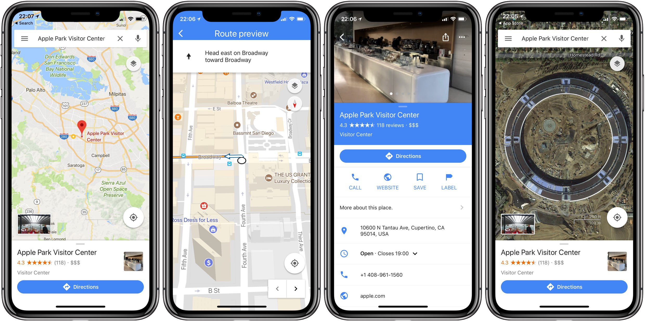 google maps app for iphone maps picks up iphone x support 17002