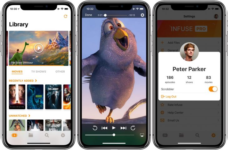 Infuse For IOS Gains HDR Support & Dynamic Range