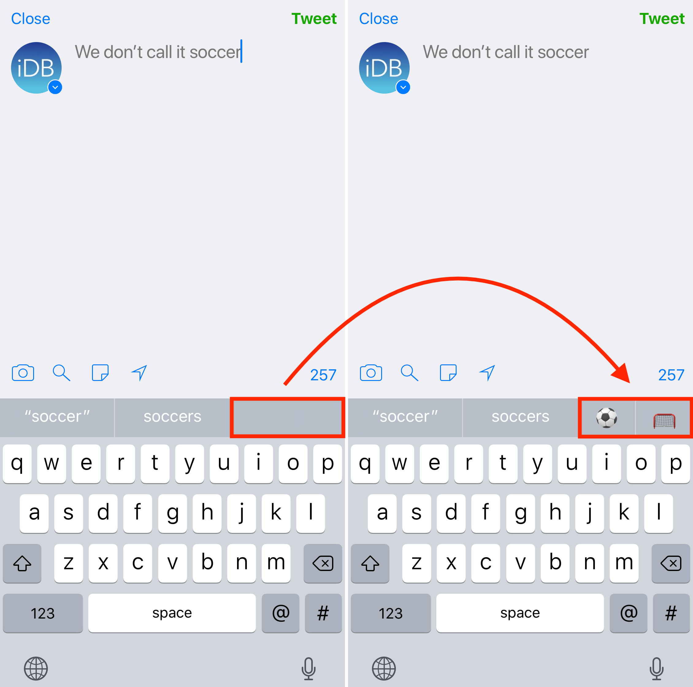 How to fix predictive emoji keyboard not working on iPhone