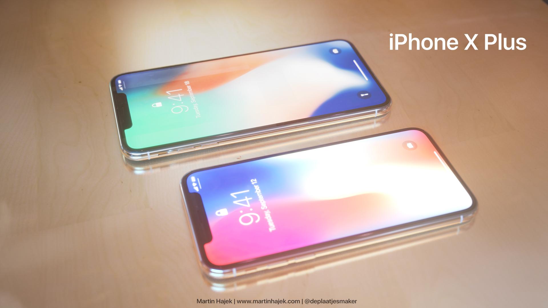 Triple lens iPhone mockup