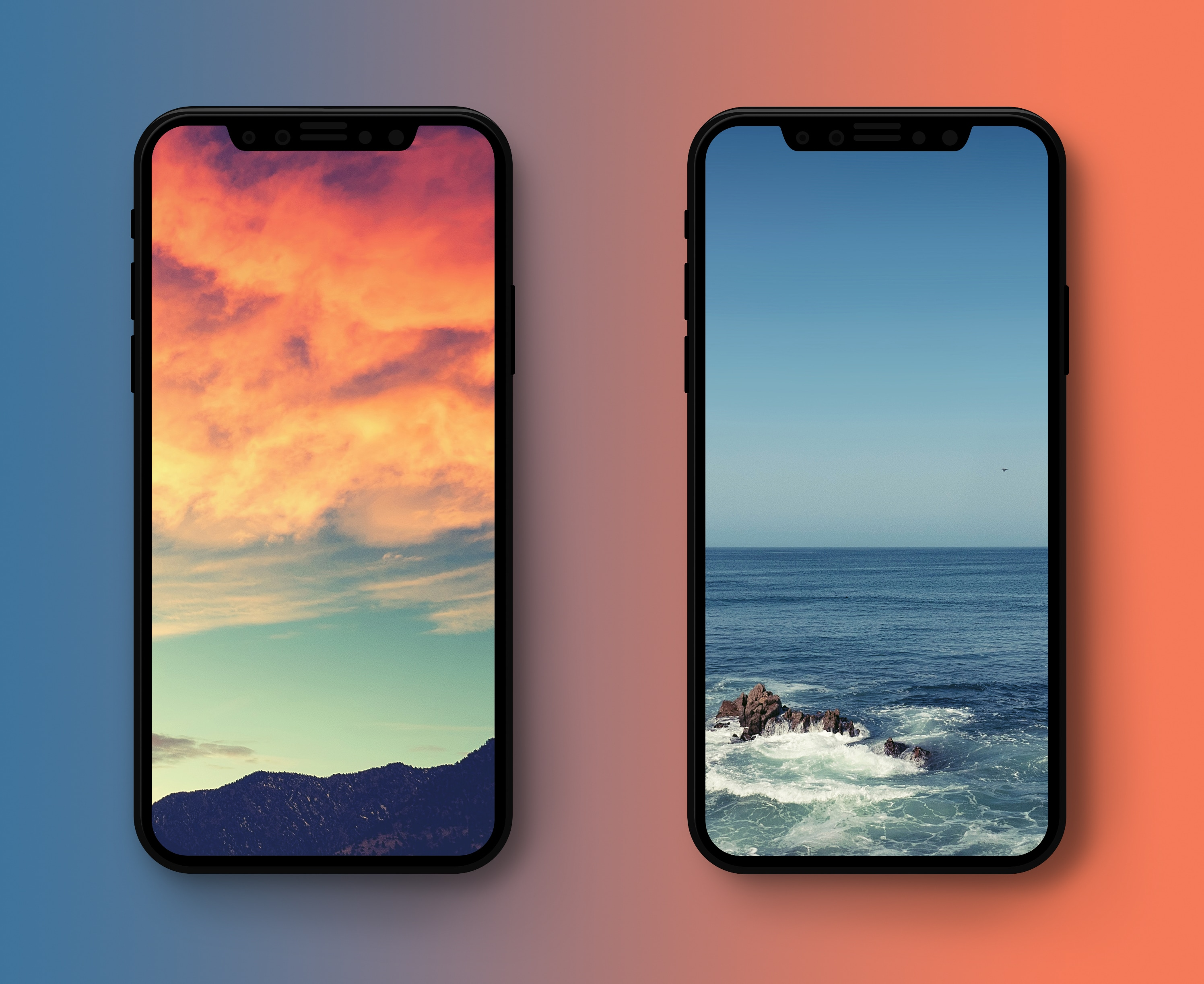Video: Hands-on With Exclusive IPhone X Wallpapers