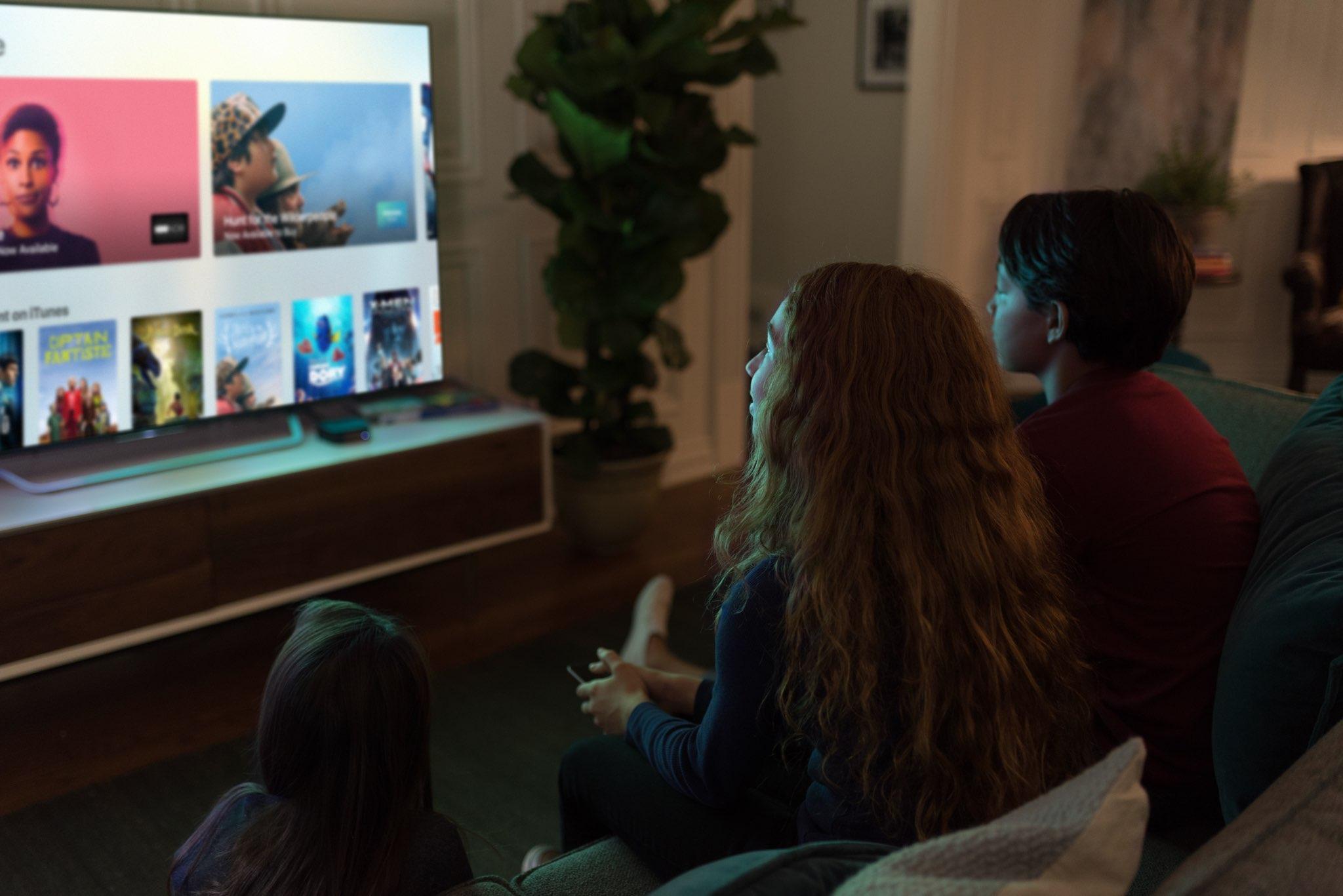 Apple TV features tvOS 14 - hero image